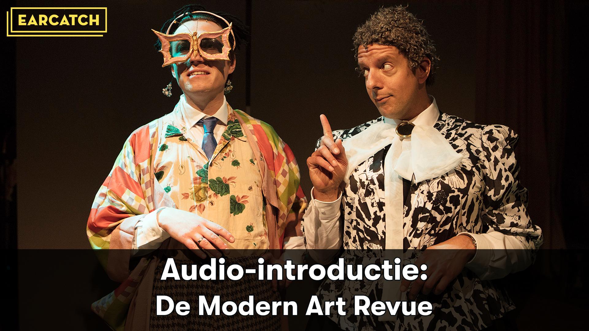 Video: Audio-introductie bij De Modern Art Revue.