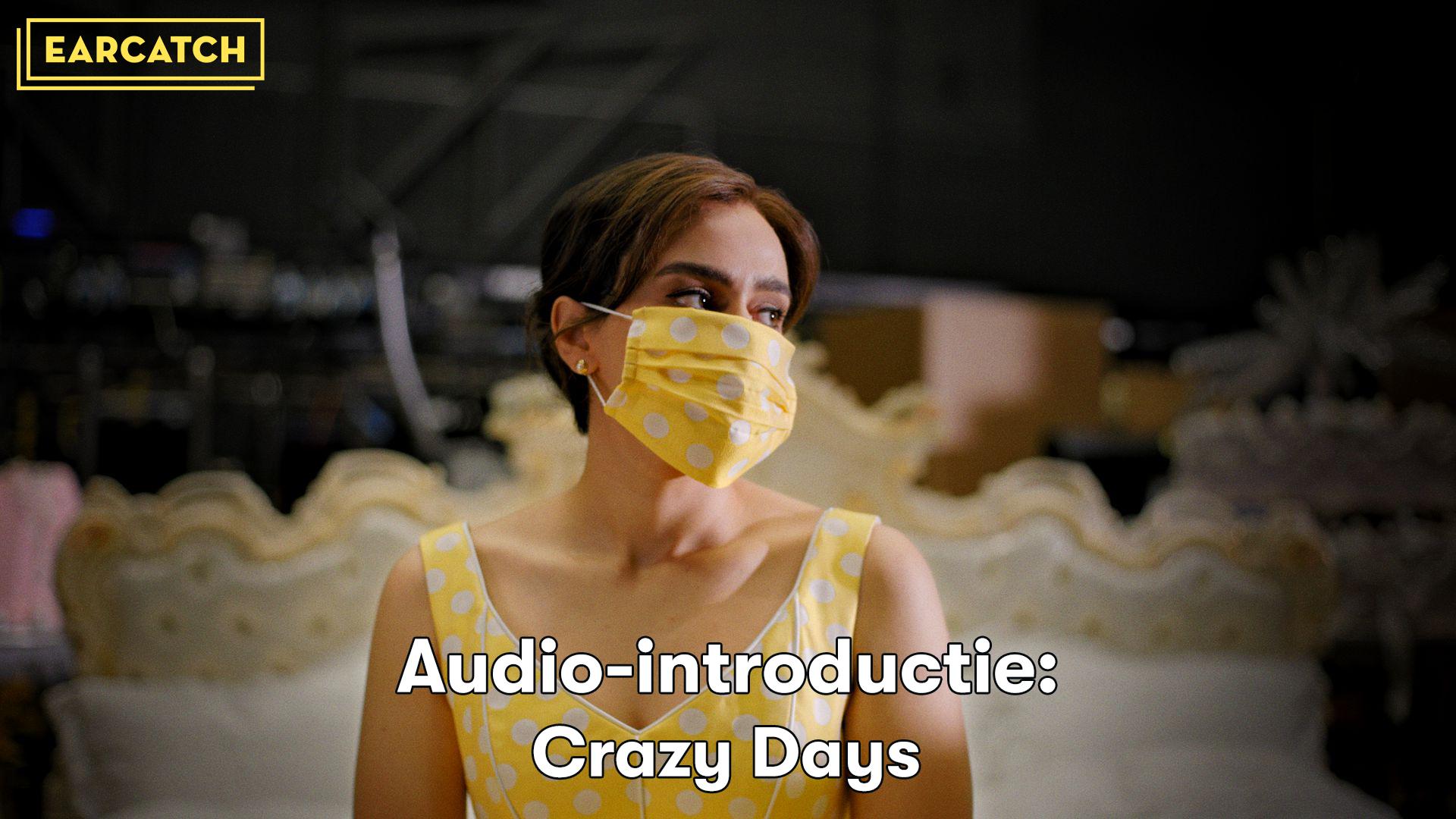 Video: Audio-introductie bij Crazy Days.