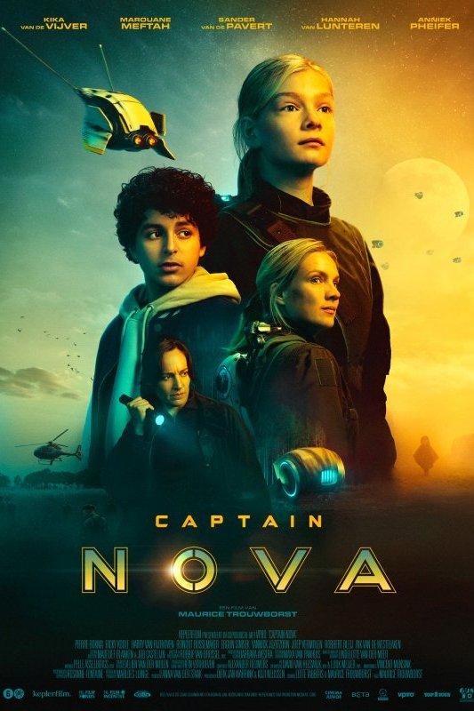 Captain Nova.