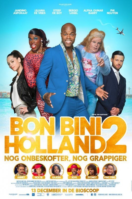 Bon Bini Holland 2. Nog onbeskofter, nog grappiger.
