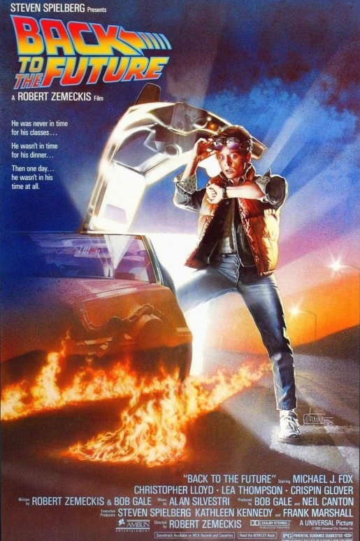 Steven Spielberg Presents: Back to the Future.