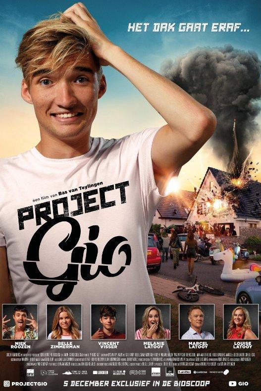 Project Gio. Het dak gaat eraf...