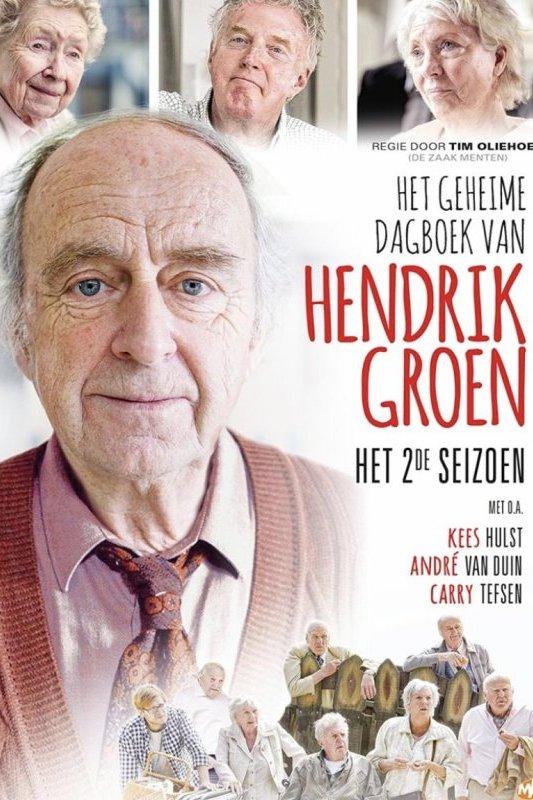 Het geheime dagboek van Hendrik Groen. Het 2e seizoen.