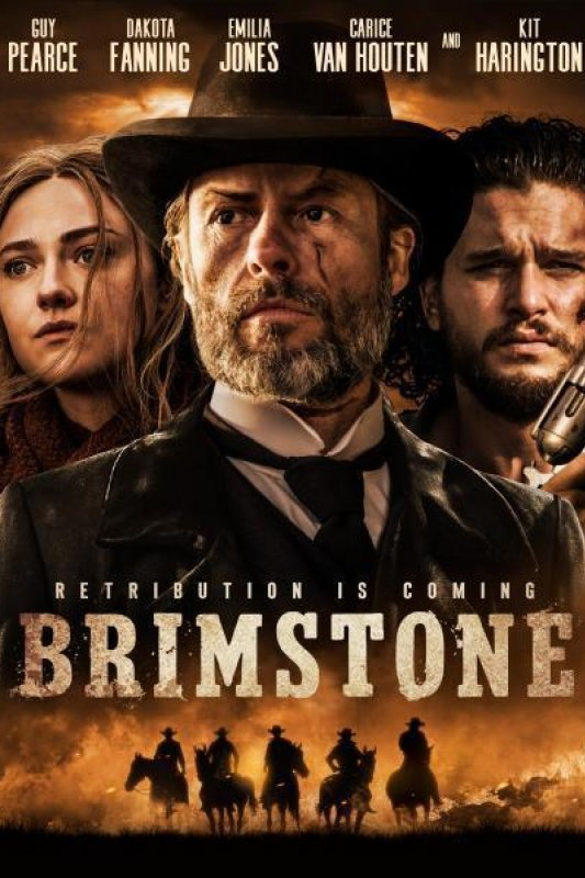 Brimstone. Retribution is coming.