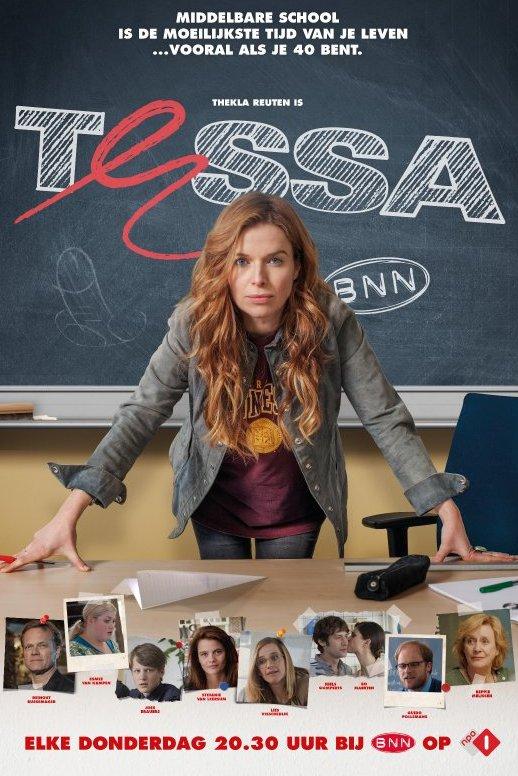 Middelbare school is de moeilijkste tijd van je leven...vooral als je 40 bent. Thekla Reuten is Tessa. Elke donderdag 20.30 uur bij BNN op NPO1.