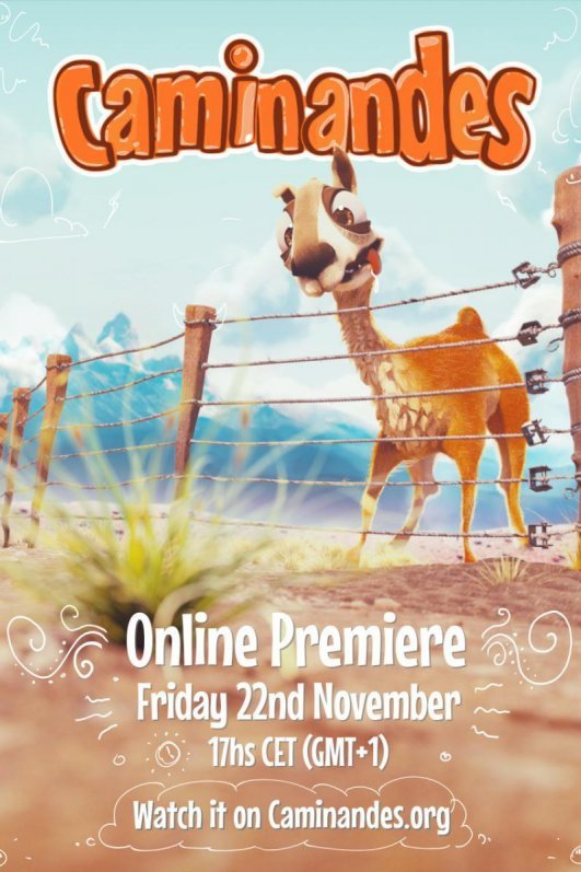 Caminandes. 