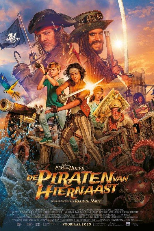 De Piraten van Hiernaast.