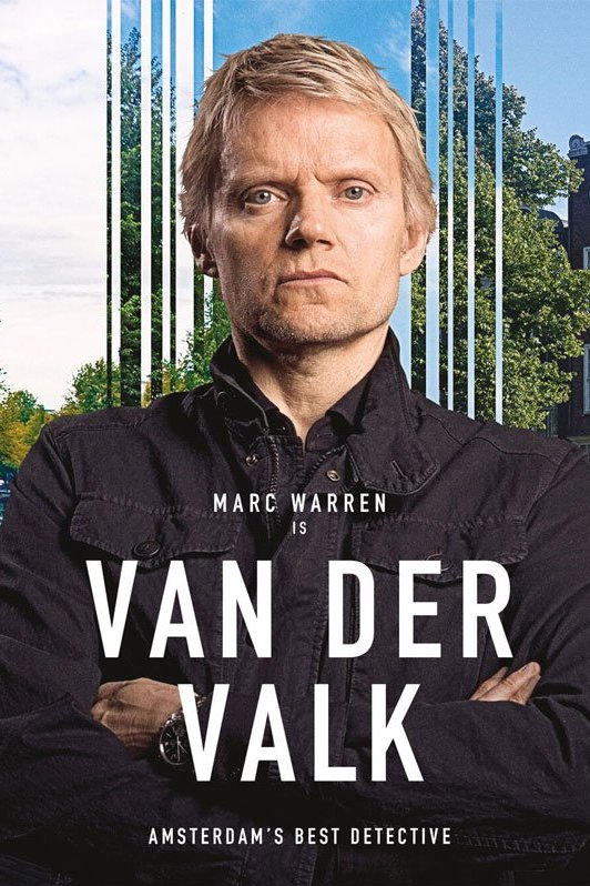Marc Warren is Van der Valk, Amsterdam's Best Detective.