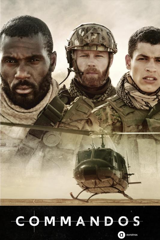 Commando's.