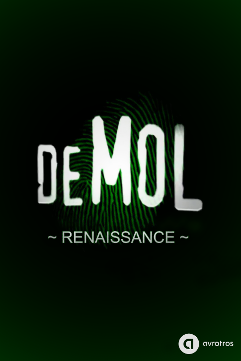 Logo Wie is de Mol? Renaissance.