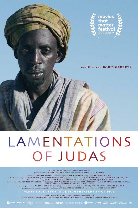 Lamentations of Judas.