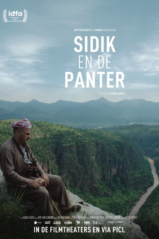 Sidik en de panter. In de filmtheaters en via Picl.