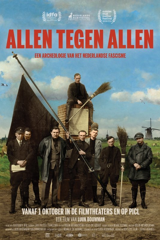 Allen tegen allen, een archeologie van het Nederlandse fascisme.