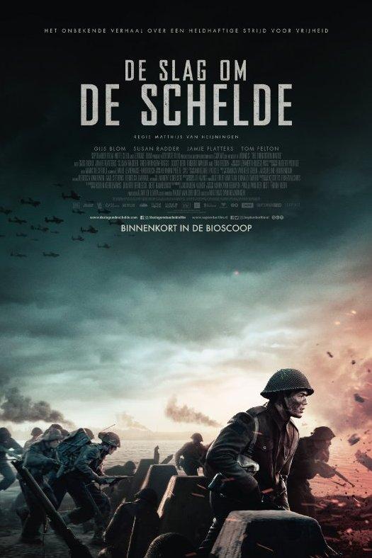 De slag om de Schelde. Het onbekende verhaal over een heldhaftige strijd voor vrijheid.