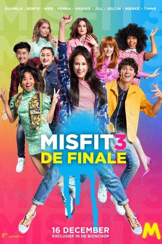 Misfit 3 De finale.
