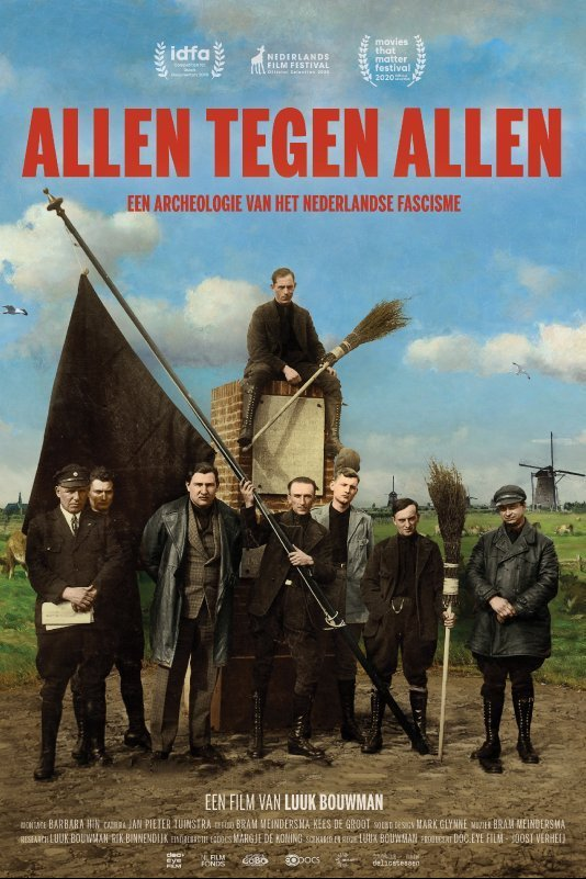 Allen tegen allen. Een archeologie van het Nederlandse fascisme.