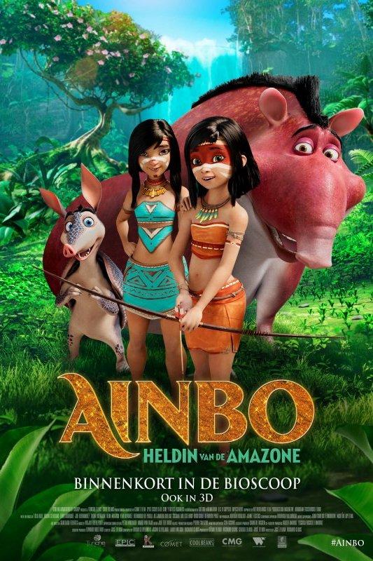 Ainbo: Heldin van de Amazone.