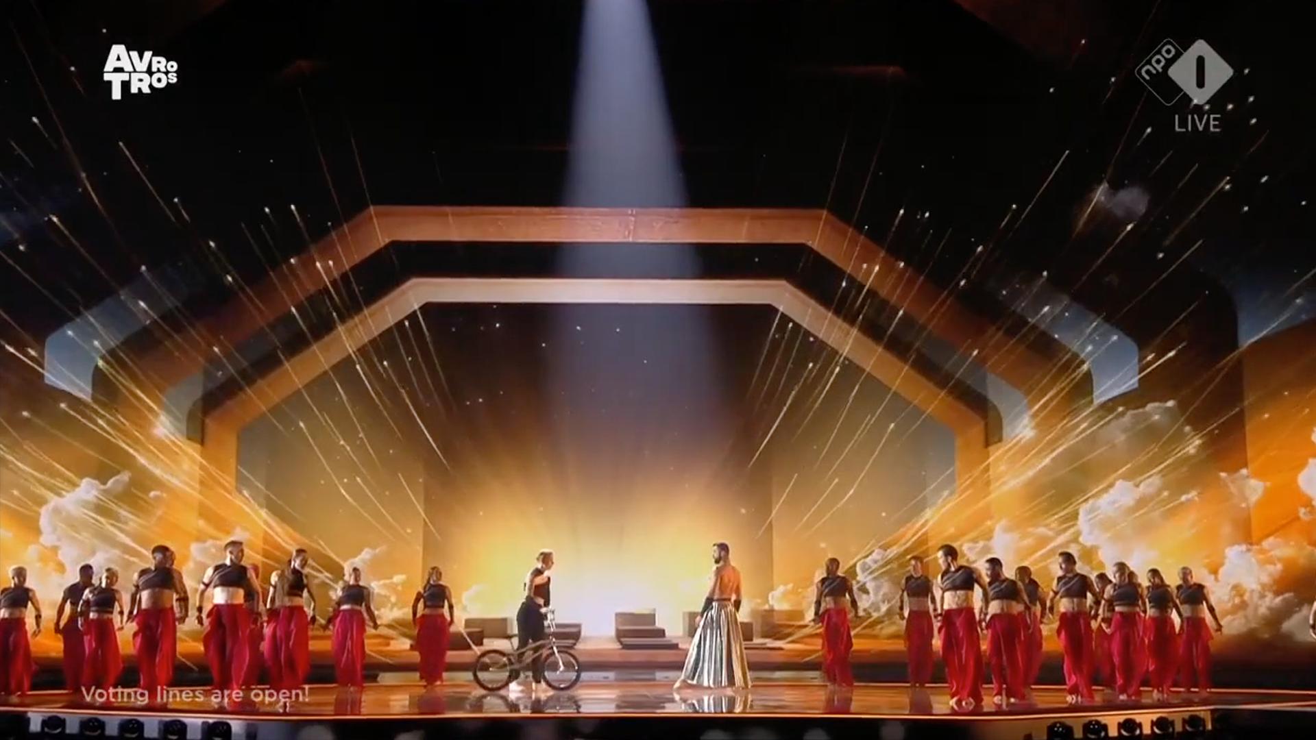 Video: Optreden Ahmad Joudeh en Dez Maarsen met AD.