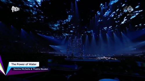Video: Optreden Davina Michelle met AD.